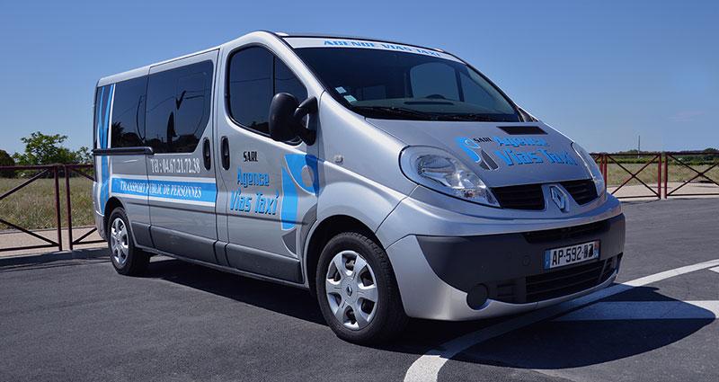 Agence Vias Taxi Touran